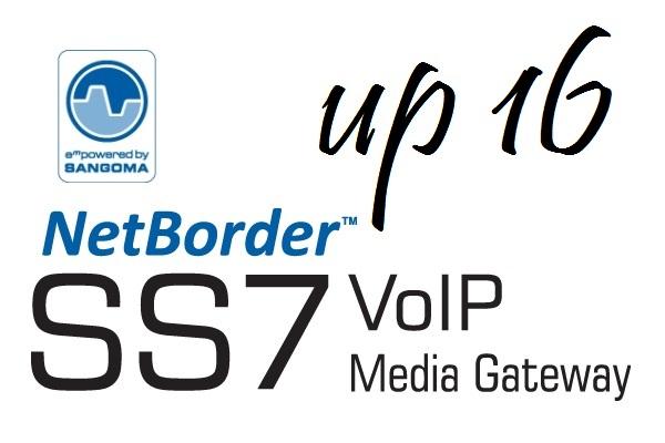 Imagen 1: Sangoma Netborder SS7 Media Gateway Licencia 16E1/T1