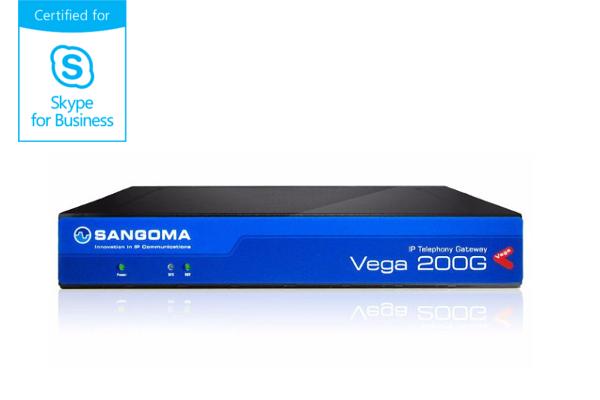 Imagen 1: Gateway Vega 200G 2 PRI + 60 VoIP calls
