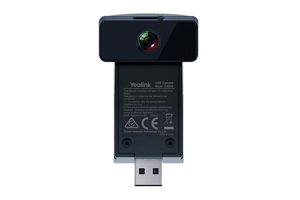 Cámara Yealink CAM50 compatible con videoteléfono SIP T58V y SIP T58A ya disponible en Avanzada 7