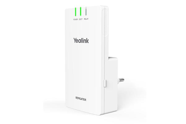 Repetidor Yealink RT20 para teléfonos DECT ya disponible en la tienda online de Avanzada 7