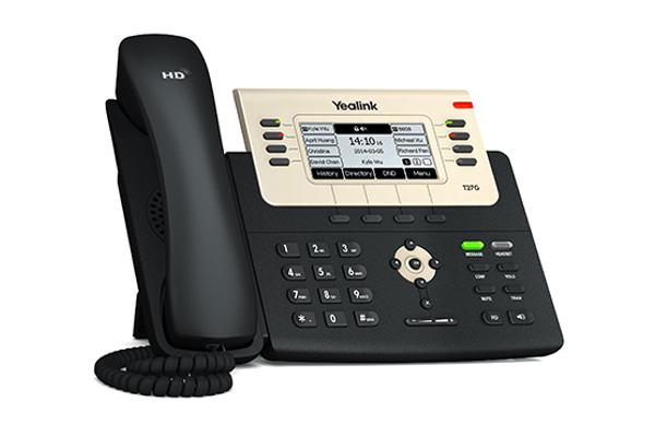 Teléfono IP Yealink T27G Avanzada 7