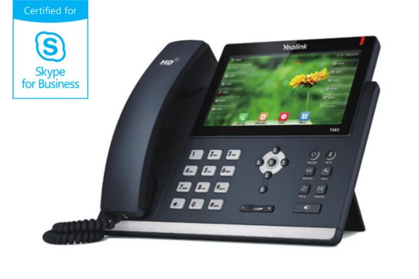 Teléfono IP Yealink T48S Avanzada 7