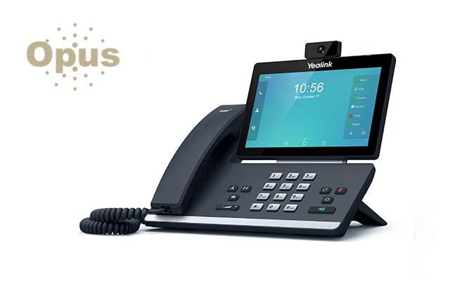 Teléfono IP Yealink T58V con pantalla táctil con soporte Android, bluetooth y WiFi ya disponible en Avanzada 7