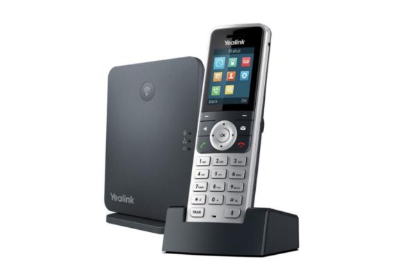 Teléfono DECT Yealink W53P con pantalla a color TFT y con hasta 8 cuentas SIP ya disponible en Avanzada 7