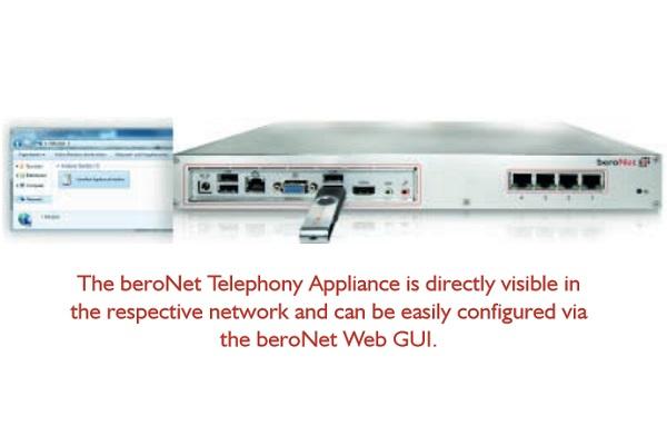Imagen 2: Appliance Beronet M - 2 GSM