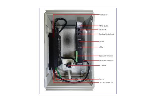 Amplificador VoIP Cyberdata 011404 con interoperabilidad mejorada para entornos alojados ya disponible en Avanzada 7