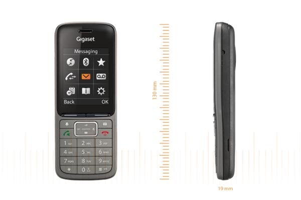 Imagen 2: Terminal DECT Gigaset SL750H Pro