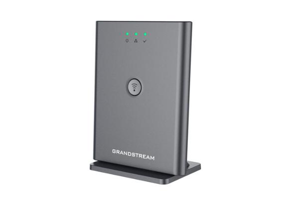 Estación base VoIP DECT de Grandstream DP752 con 10 líneas SIP ya disponible en la tienda online de Avanzada 7
