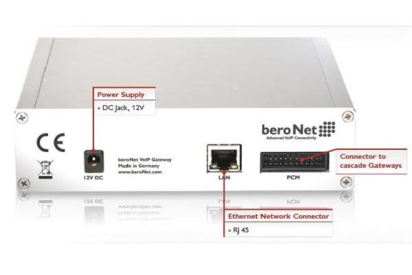 Imagen 2: Gateway 1 PRI beronet Modular