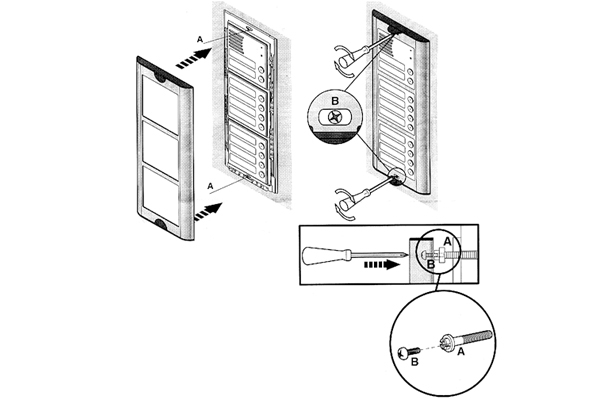 Imagen 2: Alphatech KPD-9 (3x3)