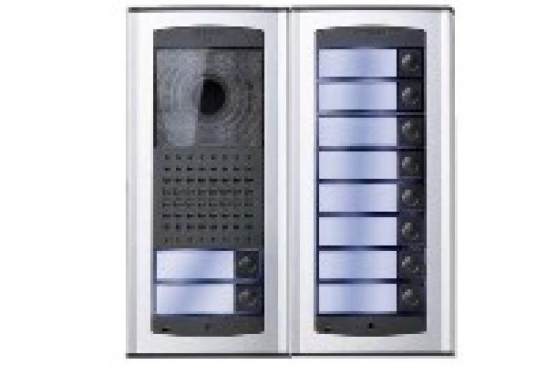 Imagen 2: Video Portero SIP Alphatech IPDP Bell 2 botones
