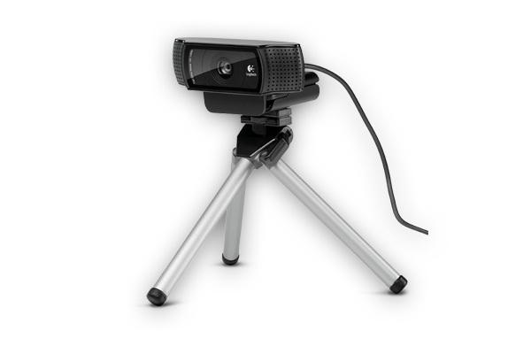Imagen 3: Cámara Logitech HD Pro Webcam C920