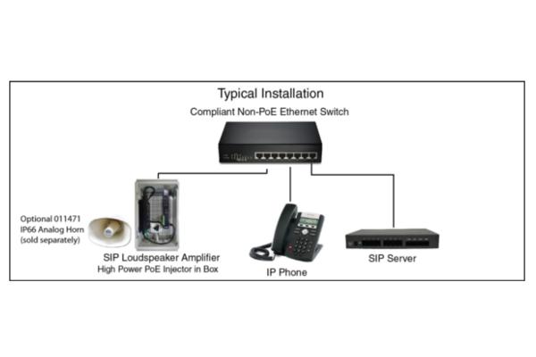 Amplificador VoIP Cyberdata 011404 con soporte para códecs G.722 ya disponible en Avanzada 7