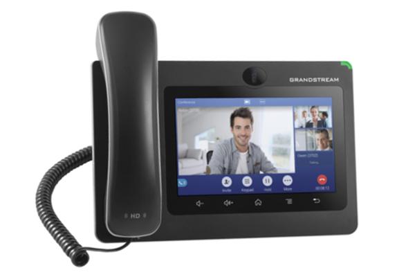 Videoteléfono IP de Grandstream GXV3370 con 16 líneas y con soporte para Android ya disponible en la tienda online de Avanzada 7