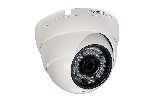Cámara IP Grandstream videovigilancia con sensor