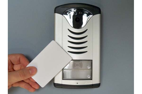 Imagen 3: Videoportero Alphatech SIP IPDP SLIM (RFID APS Mini Plus +1 botón)