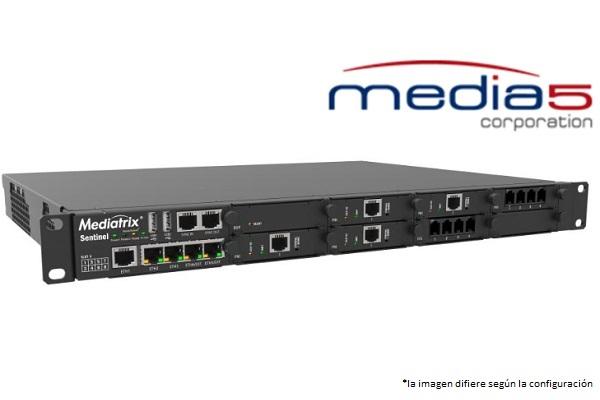 Imagen 3: Mediatrix Sentinel  (3 PRI - 3 licencias SBC)