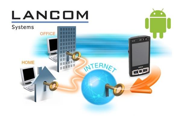 VPN Lancom - Avanzada 7