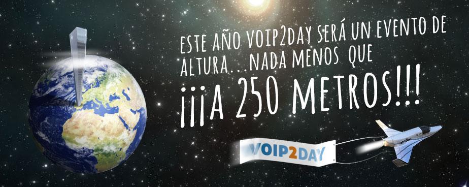 Banner VoIP2DAY 2013 - Avanzada 7