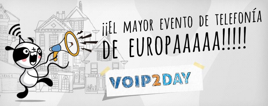 VoIP2DAY 2013 - Avanzada 7