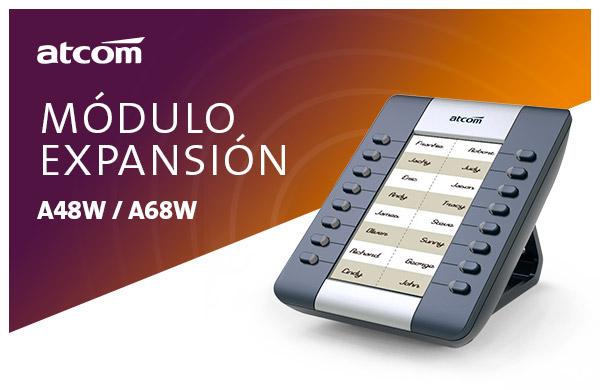 Módulo expansión ATCOM - Avanzada 7