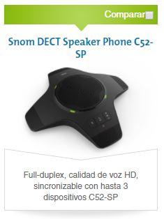 Snom C52 - Avanzada 7