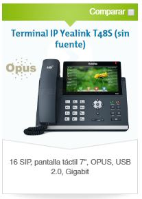 Yealink T48S - Avanzada 7