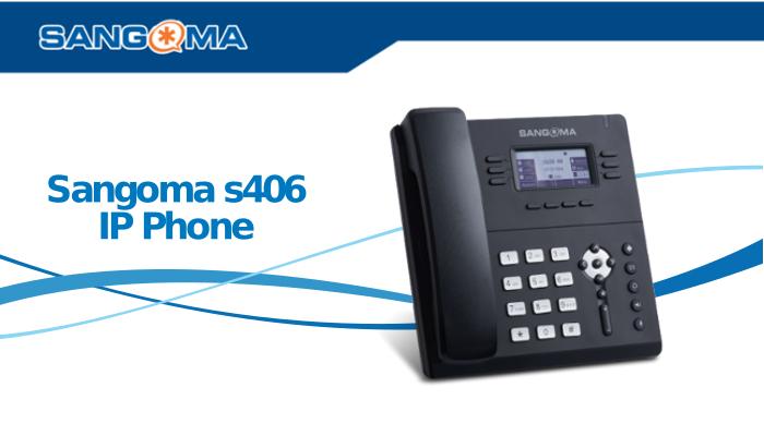 Imagen: Conheça as características do Sangoma S406