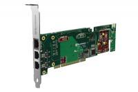 Placas híbridas para conectar seu IP PBX a linhas PRI, BRI ou analógicas