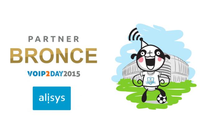 Imagen: Alisys se une a VoIP2DAY 2015 como patrocinador BRONCE