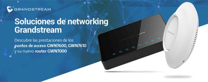 Imagen: Novedades Networking Grandstream: Serie GWN