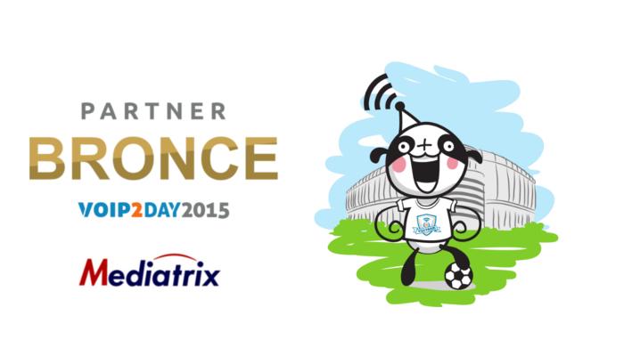 Imagen: Media5 se une al gran equipo #VoIP2DAY15 como patrocinador BRONCE