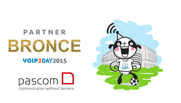 Imagen: Pascom, patrocinador BRONCE de VoIP2DAY 2015
