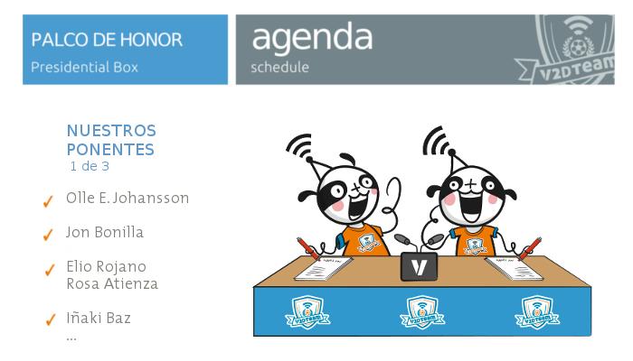 Imagen: Los ponentes de VoIP2DAY (1 de 3)