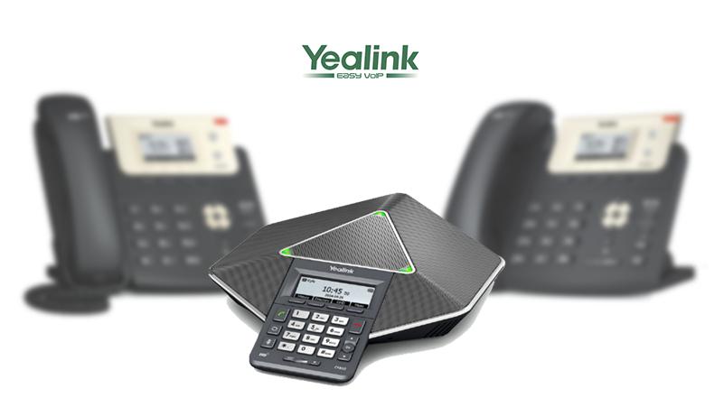 Imagen: Promoción Yealink: T21, T21P y CP860