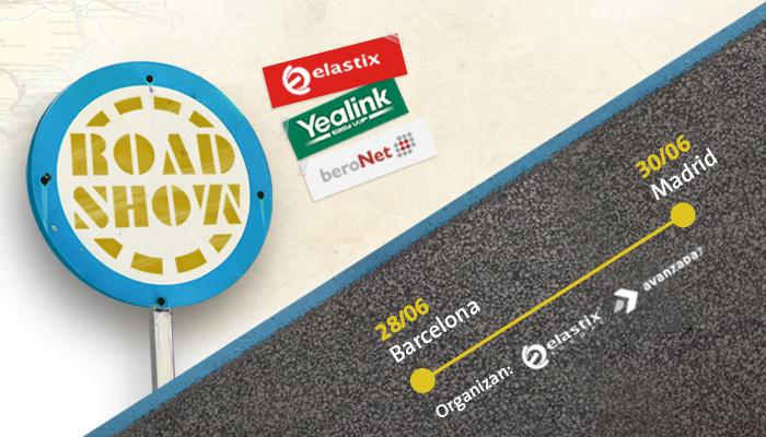 Roadshow Elastix, beroNet, Yealink - Avanzada 7