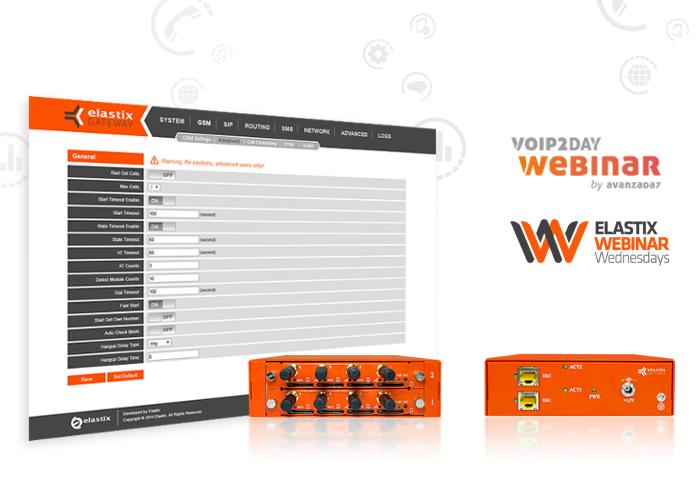 Imagen: VoIP2DAY Webinar: Elastix EGW200 GSM Gateway