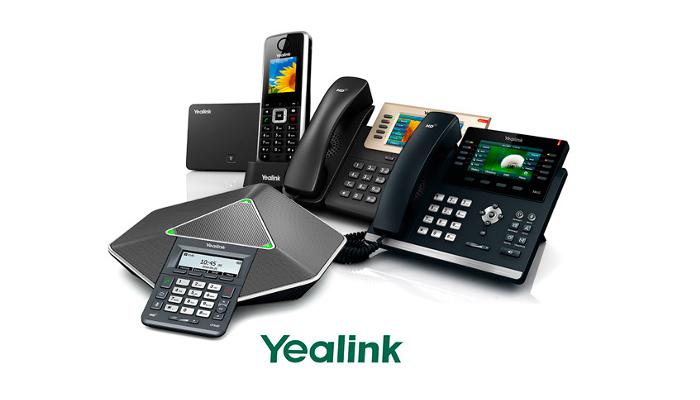 Imagen: Yealink anuncia el acuerdo de distribución en España con Avanzada 7
